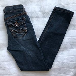 Arizona Jean Company Girls Jeans
